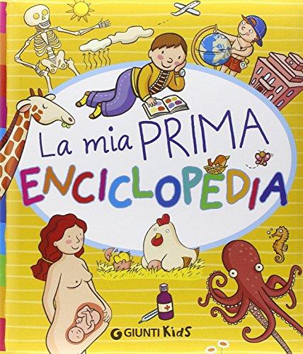 La mia prima enciclopedia (Io scopro con baco Gigi)