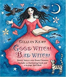 Good Witch, Bad Witch: Sweet Spells and Dark Charms (Book & Cards) by Gillian Kemp (2002-10-07)