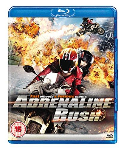 Preisvergleich Produktbild Adrenaline Rush [Blu-ray] [UK Import]