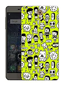 "Humor Gang kid days cute Printed Designer Mobile Back Cover For ""coolpad Mega 2.5D"" (3D, Matte Finish, Premium Quality, Protective Snap On Slim Hard Phone Case, Multi Color)"