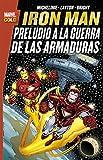 Iron Man. Preludio a la guerra de las armaduras