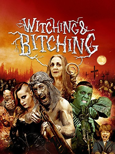 Witching & Bitching Cover