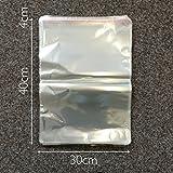 100 x sacs transparents de cello...