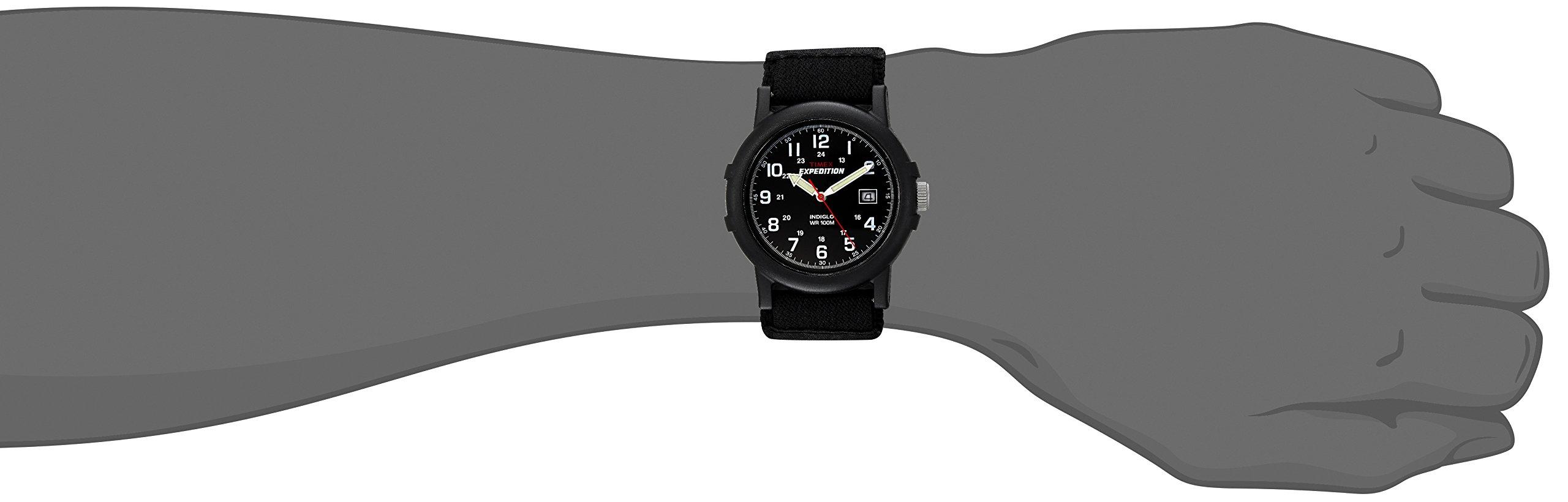 Timex Expedition – Reloj de Cuarzo Unisex, Correa Textil