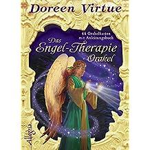 Das Engel-Therapie-Orakel (Kartendeck): 44 Karten mit Anleitungsbuch
