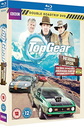 Top Gear - The Patagonia Special [Blu-ray] [UK Import] hier kaufen