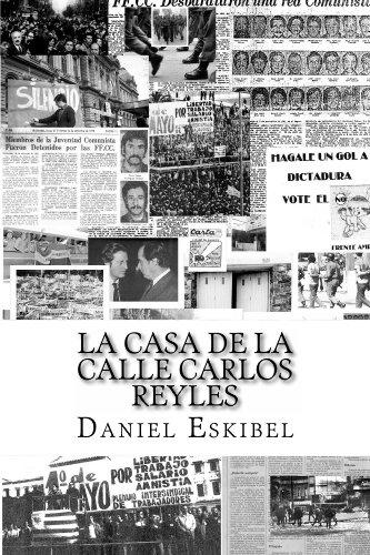 La casa de la calle Carlos Reyles por Daniel Eskibel