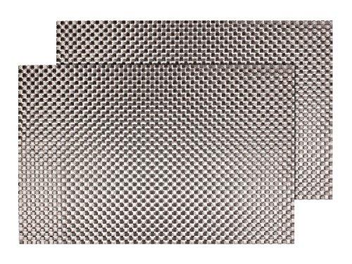 2 PZ di tovagliette americane decorative, set da tavola in