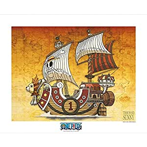 ABYstyle - ABYART003 - Collector Artprint - One Piece - Thousand Sunny