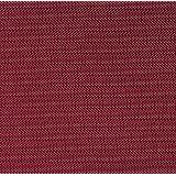 Milano 20548 - Mantel para mesa de exterior (cereza), color cereza