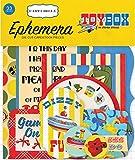 Carta Bella Paper Company CBTB66024 Toy Box Ephemera