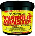 4kg Anabolic Monster Mass Gain Protein Powder Shake with Glutamine, Creatine, HMB + FREE SHAKER from Anabolic Labs