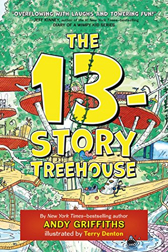 Terry 13 (The 13-Story Treehouse (The Treehouse Books, Band 1))