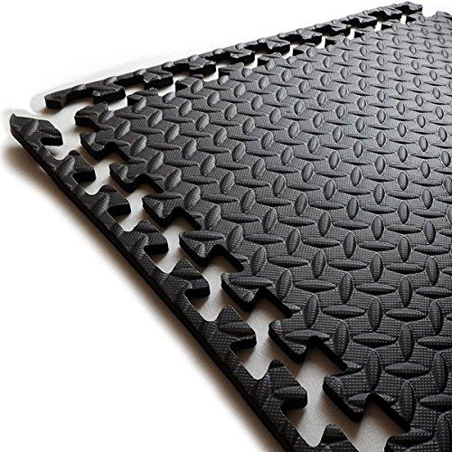 Zoom IMG-3 sti tappeto puzzle eva nero
