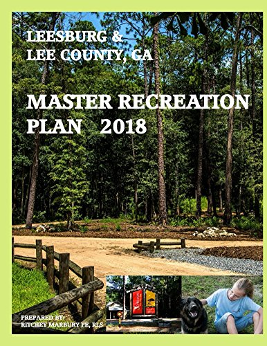 Leesburg & Lee County, GA Master Recreation Plan 2018 (English Edition)