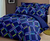 Home Esctasy 104 Tc Geometric Cotton Dou...