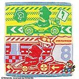 Marushin Nintendo Super Mario Waschen Handtuch (bunt Antrieb) 4485001500