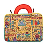 Chumbak Travel Diaries 13inch Laptop Sle...