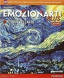 Emozionarti plus. Con Storia dell'arteLIM. Per la Scuola media. Con e-book. Con espansione online. Con libro: 2