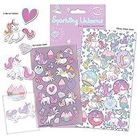 Paper Projects 01.70.31.010 Unicorns Assortment Sticker Pack