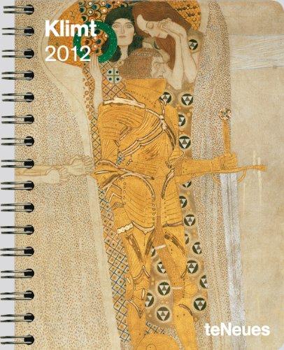 2012 KLIMT Deluxe Diary