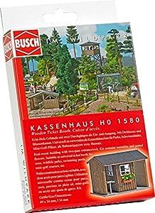 Busch 1580 Ticket House & Admsn Gate HO - Báscula