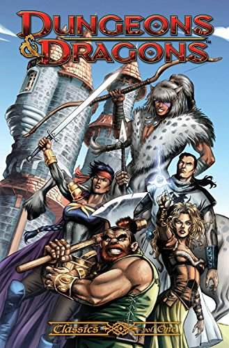 Dungeons & Dragons Classics Volume 1 por Dan Mishkin