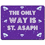 The only Way Is St. Asaph–PREMIUM Mauspad (5Dick)