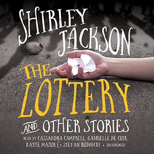 The Lottery, and Other Stories  Audiolibri