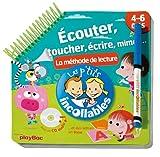 Lecture - CD audio + lettres à toucher + stylo effaçables