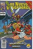 Los Nuevos Vengadores numero 65: El segador y el robot, cuarta parte