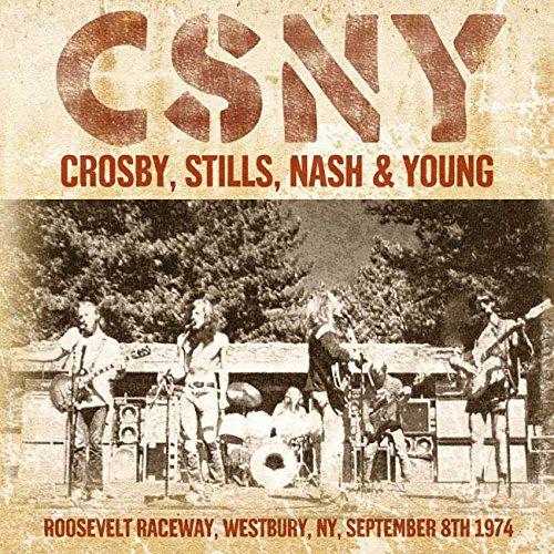 Roosevelt Raceway,Westbury,Ny,Sept.8th 1974 - Westbury Music