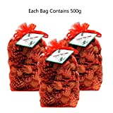 Christmas Scented Pine Cones - Winter Spice 3 x Bags 500g