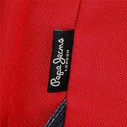 Pepe Jeans Calvin – Estuche con Organizador, 22 cm, Multicolor