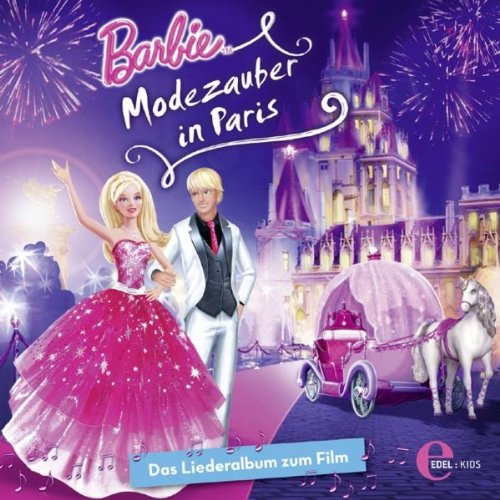 Barbie - Modezauber in Paris - Im Filmstudio