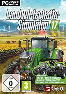 Landwirtschafts-Simulator 17 - Day One Edition (exkl. bei amazon.de) [PC]