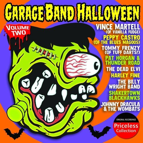 Garage Band Halloween, Volume 2 by Various Artists (2009-08-25) (Halloween Band 2)