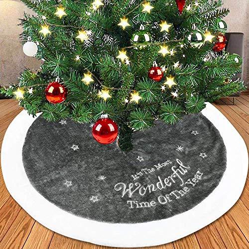 Mcy0202 Faldas para árbol de Navidad