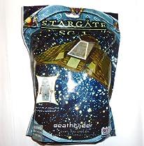StarGate SG.1 - Deathglider and Jaffa Figure