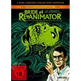 Bride Of Re-Animator (3-Disc Limited Collector's Edition) (Uncut) [2 Blu Rays + 1 DVD] [Blu-ray]