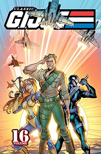 Classic G.I. JOE Volume 16 por Larry Hama