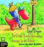 Der kleine Drache Kokosnuss kommt in die Schule (Ein Hörbuch für Kinder ab 5 Jahren) [CD - 47 Min. / Audiobook]