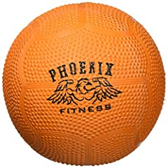 Idea Regalo - Phoenix Fitness RY929 - Palla Medica, 3 kg