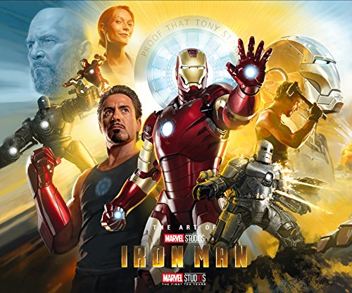 The Art of Iron Man (10th Anniversary Edition) par John Rhett Thomas