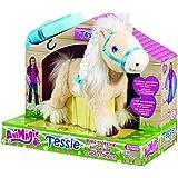 Animagic TESSIE Goes Trotting Light Up Interactive Kids Toy Horse
