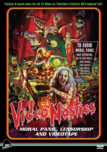 Video Nasties: The Definitive Gu...