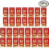 """Die besten Chinese Geschenke - MCREE Pack von 30Pcs Chinese Red Briefumschläge """"breit Bewertungen"""