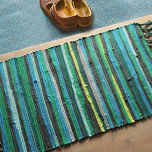 alfombras-tejidas-a-mano-dormitorio-sala-de-estar-mat-paseo-de-la-puerta-rub-rub-pad-cocina-bathroom