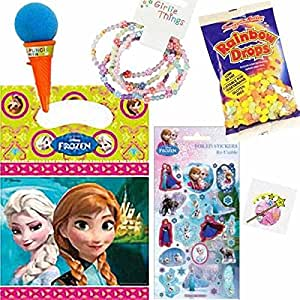 Disney Frozen Filled Party Bags (no. 6), one supplied
