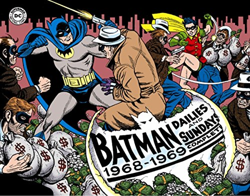 Batman: The Silver Age Newspaper Comics Volume 2 (1968-1969) (Batman Newspaper Comics, Band 2) (Silver Age Batman)